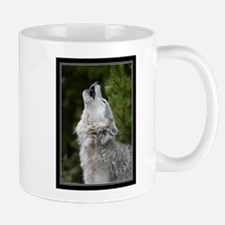 Morning Wolf  Mug