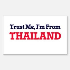 Trust Me, I'm from Tibet Decal