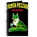 Menta Pezziol Padova Aperitif Liquor Journal