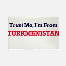 Trust Me, I'm from Turks & Caicos Island Magnets