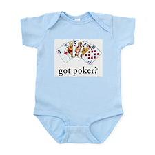 Got Poker Infant Creeper