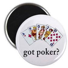 Got Poker Magnet