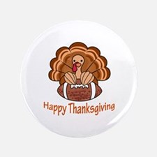 Happy Thanksgiving Button