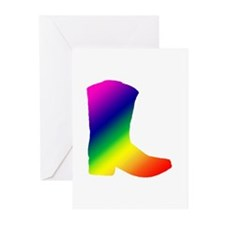 Boot Greeting Cards (Pk of 10)