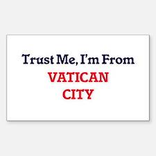 Trust Me, I'm from Venezuela Decal