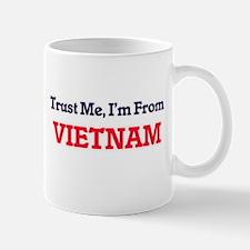 Trust Me, I'm from Virgin Island Mugs