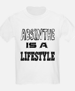 Absinthe Is A LifeStyle T-Shirt
