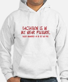 Lactation Fortune Hoodie
