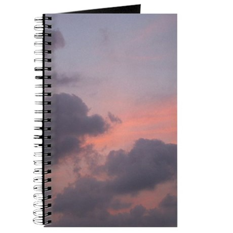 Pink sunset by Cloud7 Journal