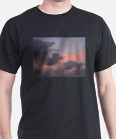 Pink sunset by Cloud7 T-Shirt