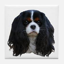 Unique Dog head Tile Coaster