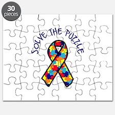 Solve The Puzzle Puzzle