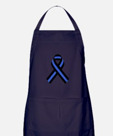 Police Ribbon Apron (dark)