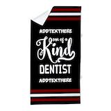 Dentist Beach Towels