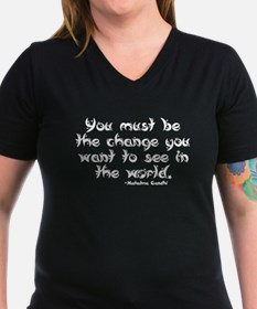 Gandhi Quote Shirt