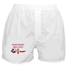 TEAM NORTHERN IRELAND WORLD C Boxer Shorts