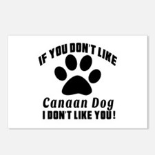 If You Don't Like Canaan Postcards (Package of 8)