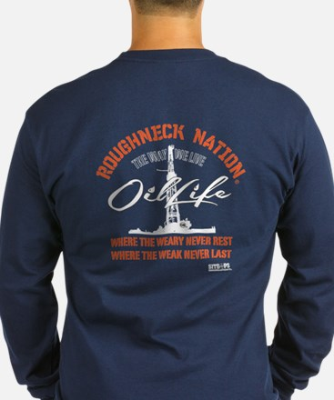 OIL LIFE Oilfield T