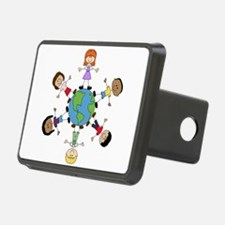 Children Around The World Hitch Cover