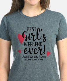 Best Girl's Weekend Ever PD Tee