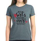 Girls weekend Women's Dark T-Shirt