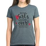 Girls weekend Women's Dark T-Shirt