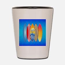 Surfboards Shot Glass