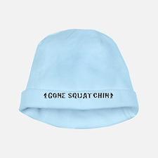 Gone squatchin LP baby hat