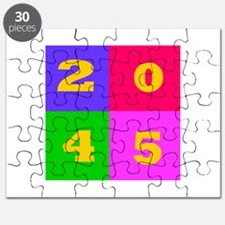 2045Years Designs Puzzle