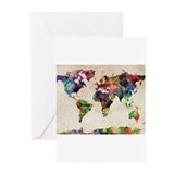 Travel Greeting Cards (20 Pack)