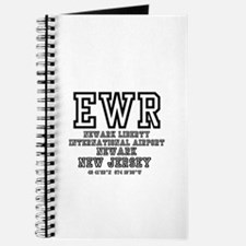 AIRPORT CODES - EWR - NEWARK LIBERTY, NEW Journal