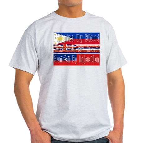 Filipino By Blood Light T-Shirt