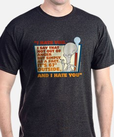 American Dad I Hate You T-Shirt