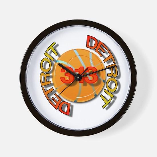 Cool 313 Wall Clock
