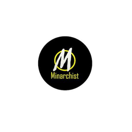 Minarchist Mini Button (100 pack)