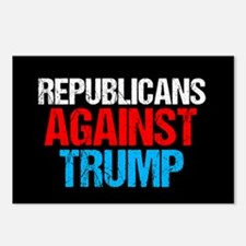 Republicans Against Trump Postcards (Package of 8)
