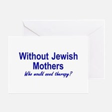 Jewish Mothers Greeting Cards