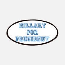 Hillary For President Patch