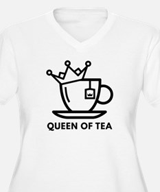 Queen Of Tea T-Shirt