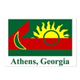 Athens georgia Postcards