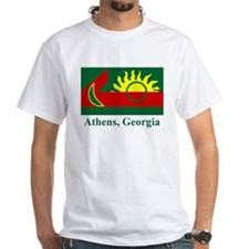 Athens GA Flag Shirt