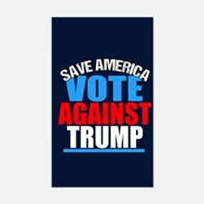 Vote Against Trump Decal