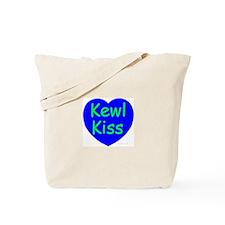 Kewl Kiss Tote Bag