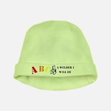 Cute Worker Baby Hat