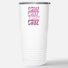 Pink Cruz Travel Mug