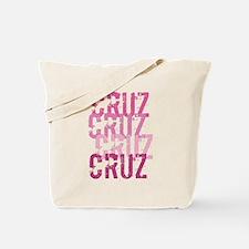 Pink Cruz Tote Bag