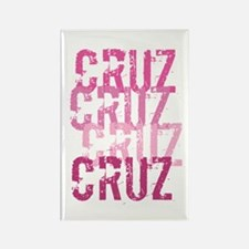 Pink Cruz Magnets