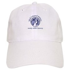 Artistic Well Behaved Women Baseball Cap