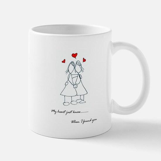 Women in Love Mugs