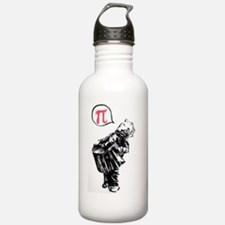 Cool Math and music Water Bottle